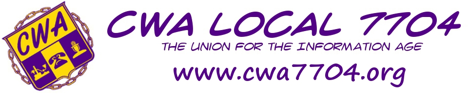 CWA Local 7704 - The Union for the Information Age